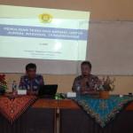 Kuliah Tamu : Prof. Slamin dan ESQ Direktur Trusco Surabaya