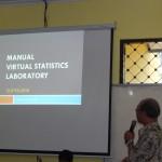 Sosialisasi Virtual Statistics Laboratory